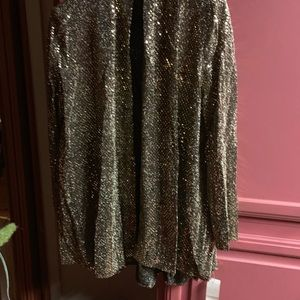 David Rose Jackets & Coats - Sweet lil NEW YEARs jacket or duster.